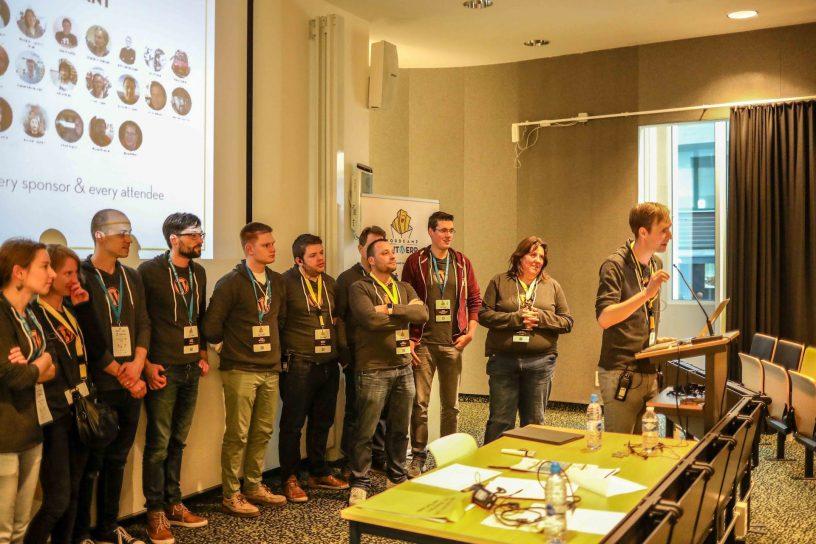 Organisers WordCamp Antwerp 2018